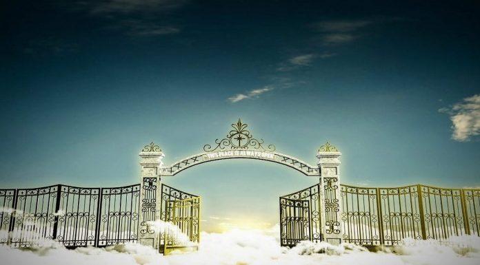 Imate li ulaznicu za nebo?