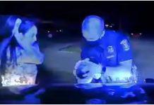 Beba je prestala disati, uplakana majka ju je dala policajcu