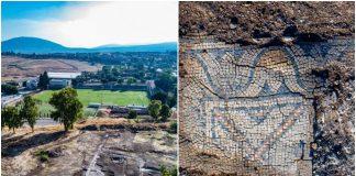 Arheolozi u blizini Galilejskog mora otkrili crkvu staru 1.300 godina