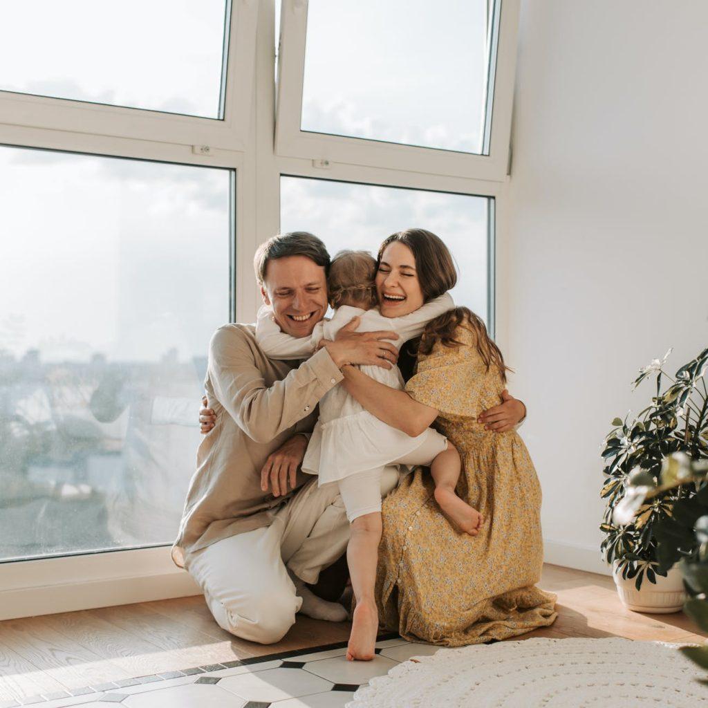 Odgajanje djece u kršćanskom domu