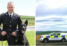 Policijski pas prvi dan na poslu pronašao nestalo dijete i ženu