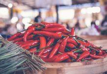 Ljute papričice su dobre za zdravlje