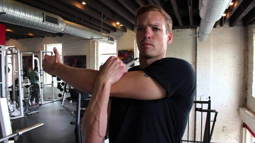 Vježbe za bol u ramenu 1