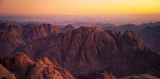 Planina Sinaj