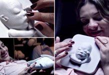 Slijepi roditelji sada mogu opipati lice svoje nerođene bebe