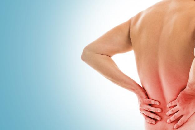 Bol u donjem dijelu leđa 1