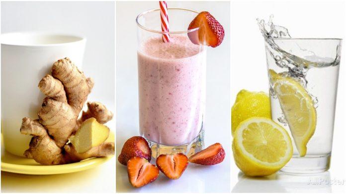 Započnite dan s jednim od ovih 7 zdravih napitaka