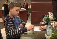Dječak (9) je vidio beskućnike, a njegov prijedlog je šokirao oca