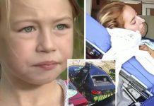 Kći (6) spasila život majci koja je nakon prometne nesreće krvarila na smrt