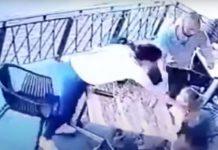 Pokušao je oteti djevojčicu (5) iz restorana, užas su snimile kamere