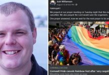 Policija izdala upozorenje pastoru zbog njegove objave na Facebooku
