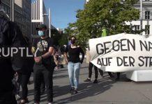 Veliki prosvjed u Njemačkoj: ''Korona je laž''