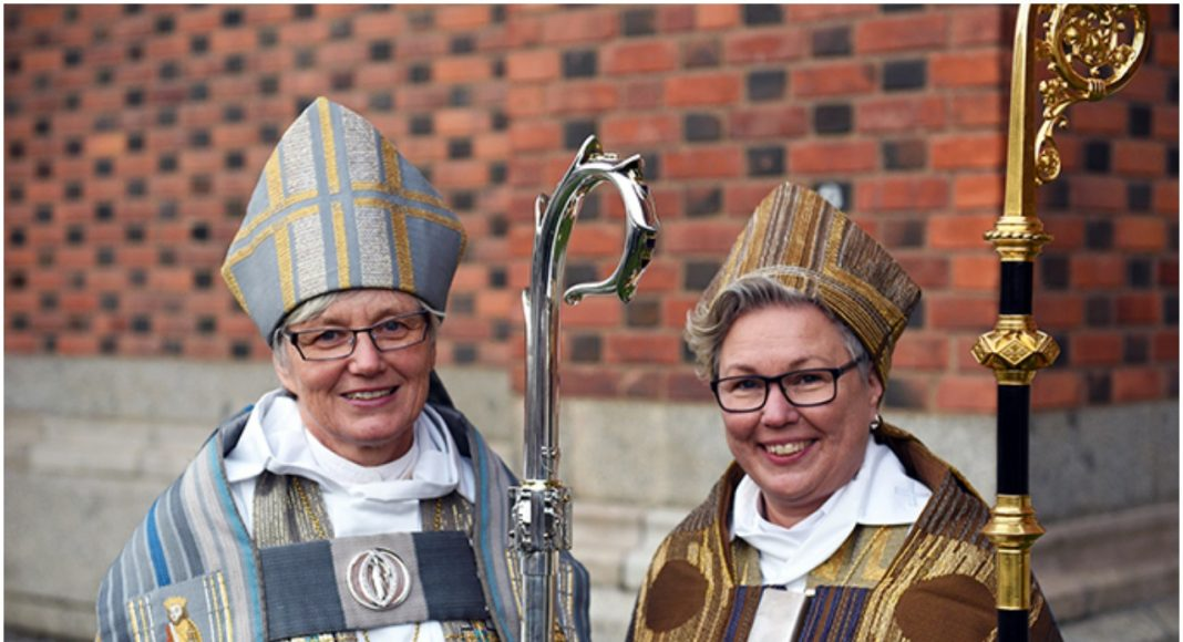 Svećenice postale većina u Švedskoj crkvi