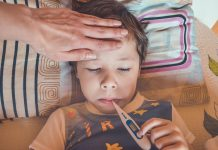 Vrućica kod djece: Znakovi visoke tjelesne temperature