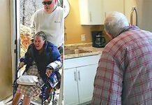 Zahvalni sin je učinio predivnu gestu roditeljima koje je odbio smjestiti u starački dom