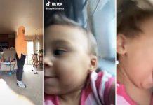 Beba ukrala mamin telefon
