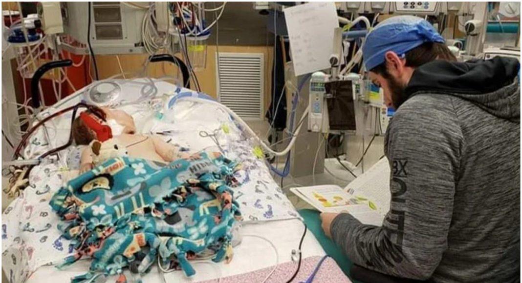 Bolničar se našao u dječjoj sobi, a ono što je radio je iznenadilo roditelje