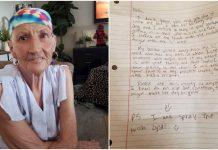 Dali su joj samo godinu dana života, a onda joj je prišla žena s pismom