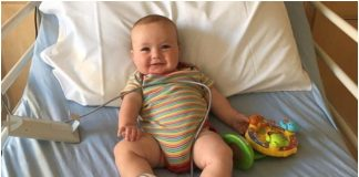 Potpuni stranac spasio život bebi čije je krvarenje otkrilo tešku dijagnozu