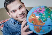 Dejan Nemčić, profesor geografije postao najbolji učitelj svijeta