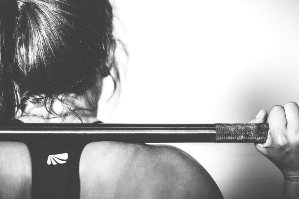 Dizanje utega za mršavljenje