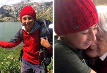 Dječak hodao 2.800 kilometara kako bi zagrlio svoju baku