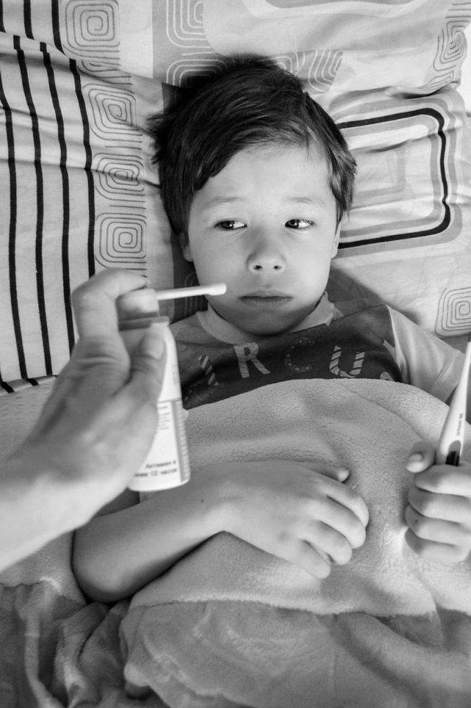 Liječenje gripe kod djece