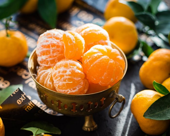 Mandarine za zdravlje