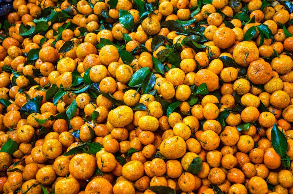 Mandarine poboljšavaju probavu