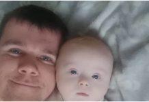 Samohrani otac odgaja sina s Downovim sindromom