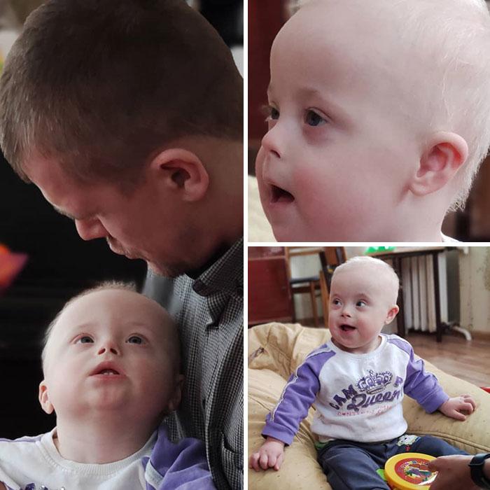 Samohrani otac odgaja sina s Downovim sindromom - supruga ga je ostavila