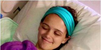 Djevojka je izgubila vid, no zahvaljuje Bogu što joj je sačuvao život