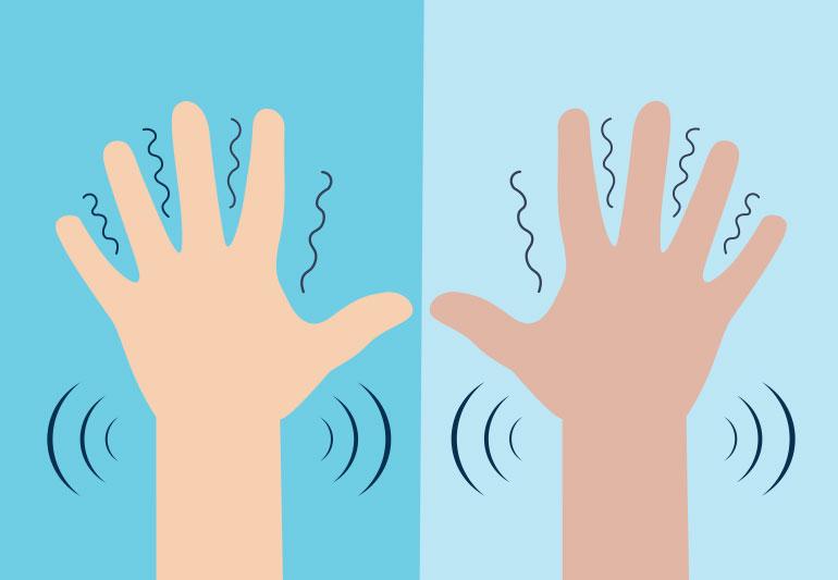 Drhtanje ruku i odvikavanje od alkohola