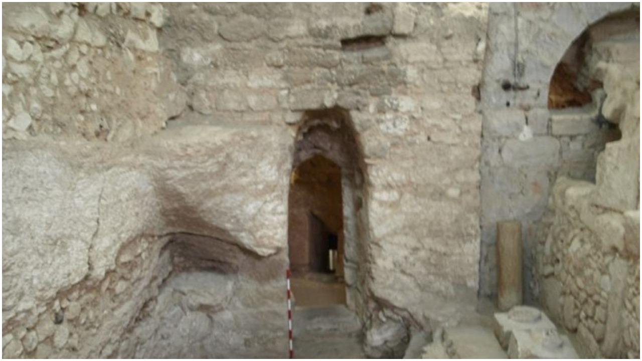 Kuća u kojoj je Isus živio
