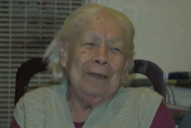 Ozljeđena bakica
