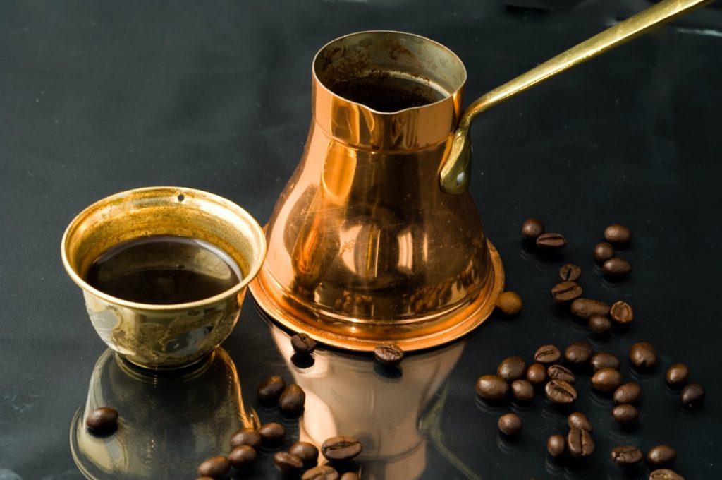 Turska kava priprema