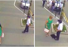 Zazviždao zgodnoj ženi na ulici
