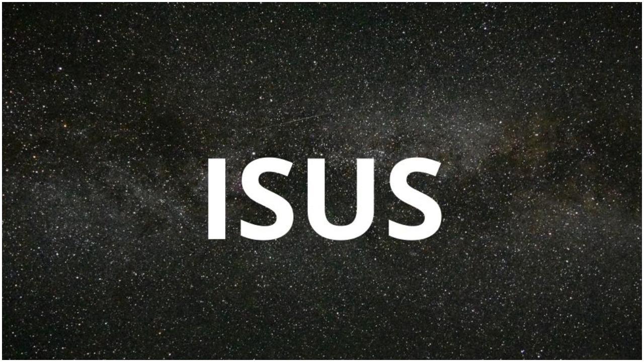 Ime koje je Bog dao svome Sinu