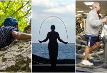 Vježbe za skidanje kilograma bolje od trčanja