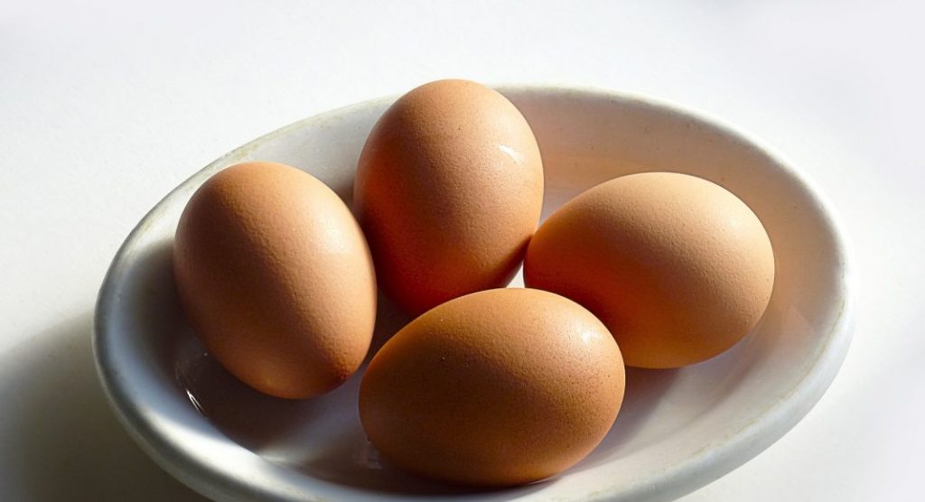 Vrste jaja