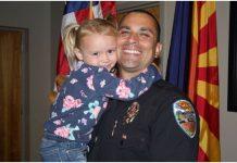 Policajac je sreo zlostavljanu djevojčicu, a kasnije mu nešto nije dalo mira