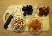 suho voće zdravlje