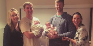 Dvije sestre rodile sinove