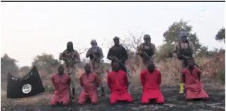 Islamistički ekstremisti pogubili pet kršćana