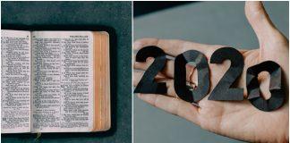 Izaija 41, 10 biblijski stih 2020. godine