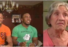 Mladi muškarci su promatrali baku