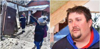 Mladi vatrogasac iz Gline je ostao bez kuće