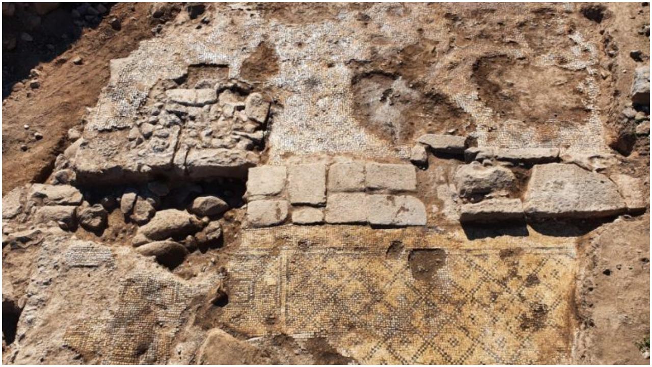 Izraelski arheolozi otkrili 1.500 godina star natpis ''Krist, rođen od Marije''