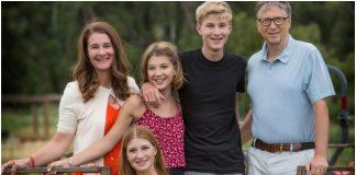 Djeca Billa Gatesa