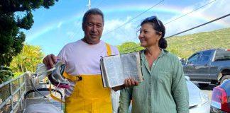 Obitelj iskusila Božju silu nakon što je vatra uništila sve osim Biblije